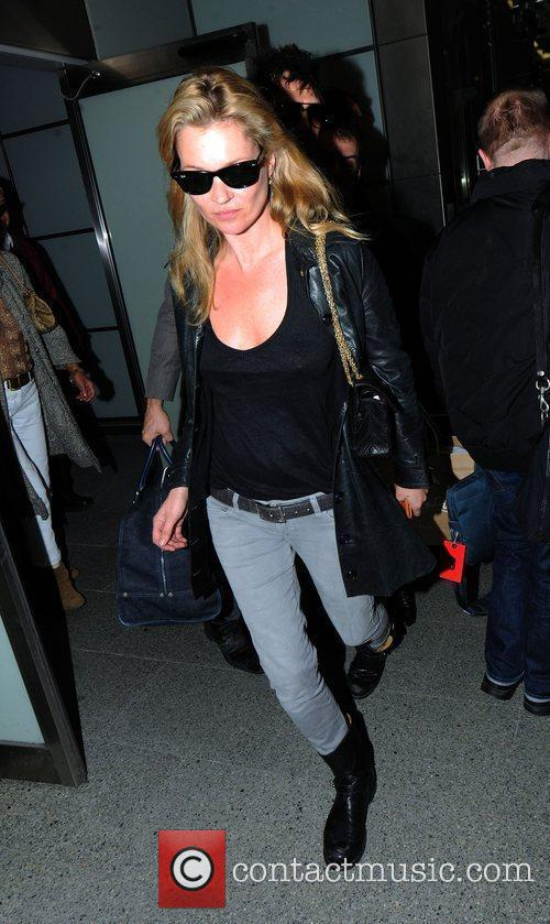 Kate Moss Kate Moss and Jamie Hince at...