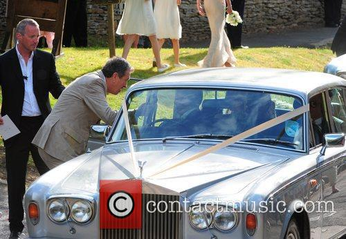 Kate Moss and Jamie Hince's Wedding Day in...