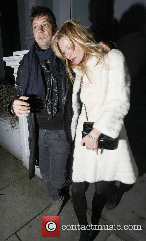 Jamie Hince and Kate Moss 9
