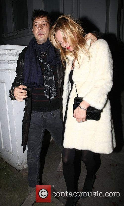 Jamie Hince and Kate Moss 8