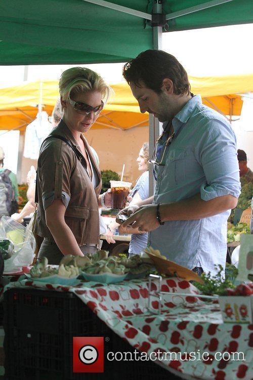 Katherine Heigl and Josh Kelley 5