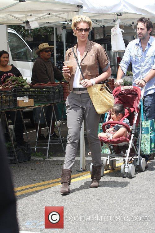Katherine Heigl and Josh Kelley 10