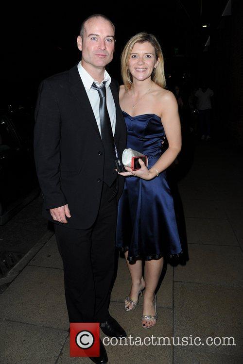 Jane Danson and Robert Beck 2