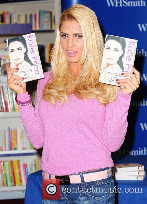 Katie Price and Smiths 2