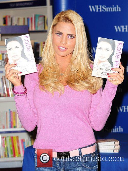Katie Price and Smiths 8