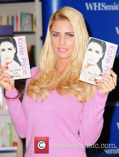 Katie Price and Smiths 7