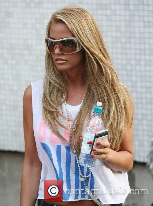 Katie Price and Itv Studios 4
