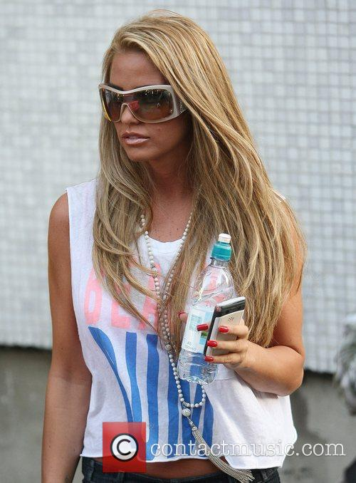 Katie Price and Itv Studios 6