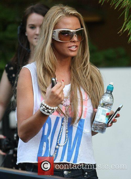 Katie Price and Itv Studios 10