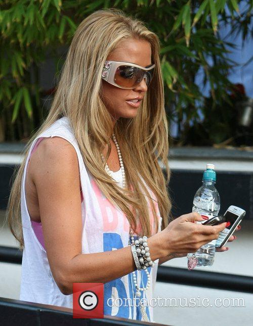 Katie Price and Itv Studios 5