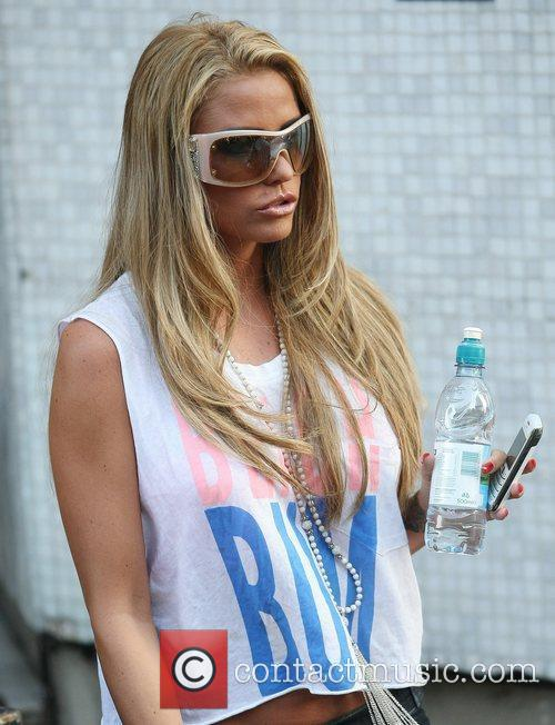 Katie Price and Itv Studios 8