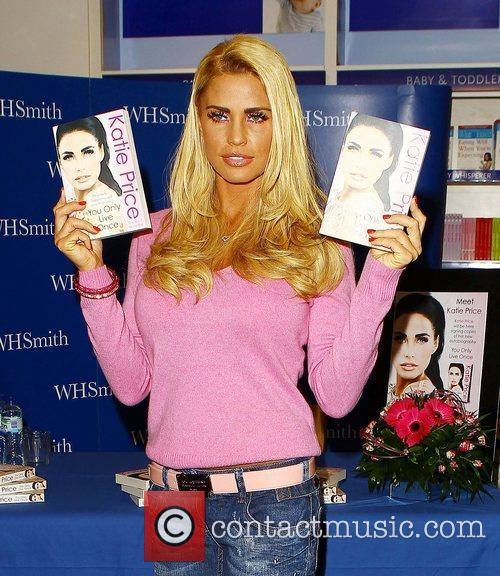 Katie Price and Smiths 16