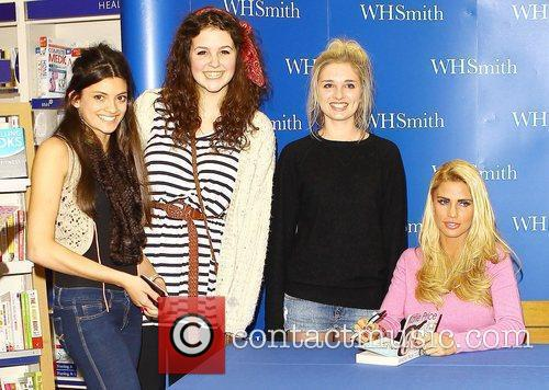 Katie Price and Smiths 15