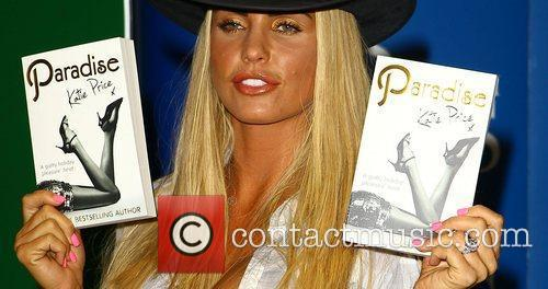 Katie Price Katie Price launches her book 'Paradise'...