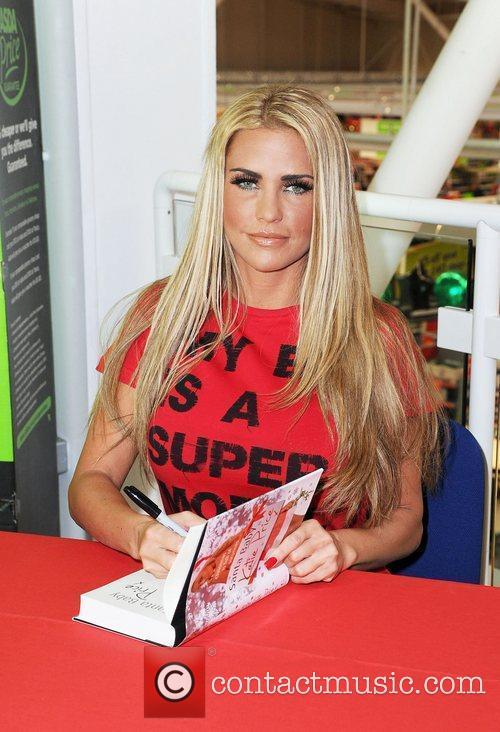 Katie Price and Santa Baby 3