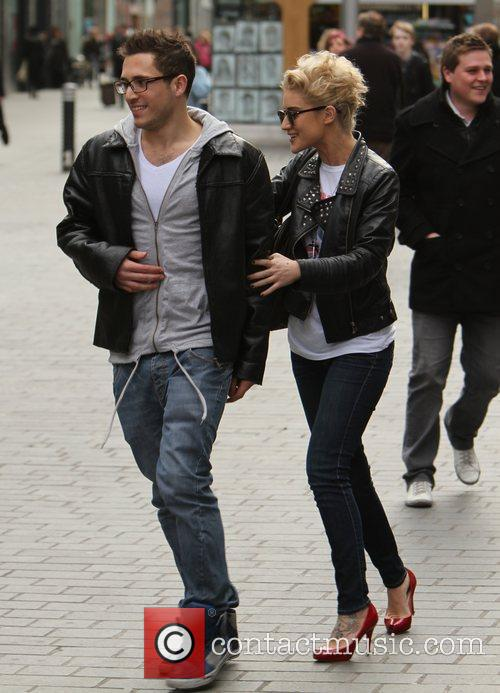 Out shopping in Liverpool