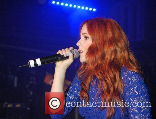 Katy B performs at G-A-Y London, England