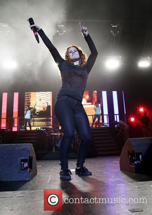 Katy B and Manchester O2 Apollo 4