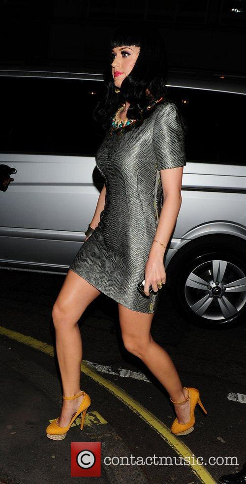 Katy Perry visits BBC Radio 1's Longest Show...