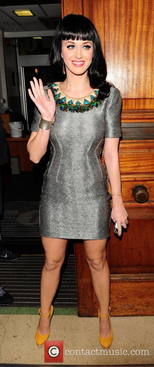 Katy Perry visits BBC Radio 1's Longest Show...