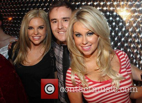 Kayla Collins and Alan Halsall 9