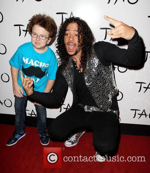 Keenan Cahill, SkyBlu and Q celebrate Memorial Day...
