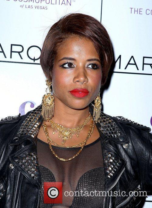 Kelis and Las Vegas 8