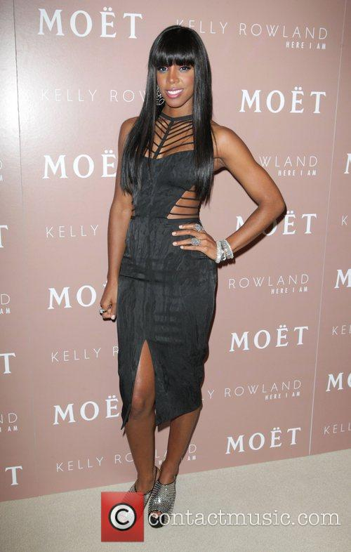 Album release party for Kelly Rowland's album 'Here...