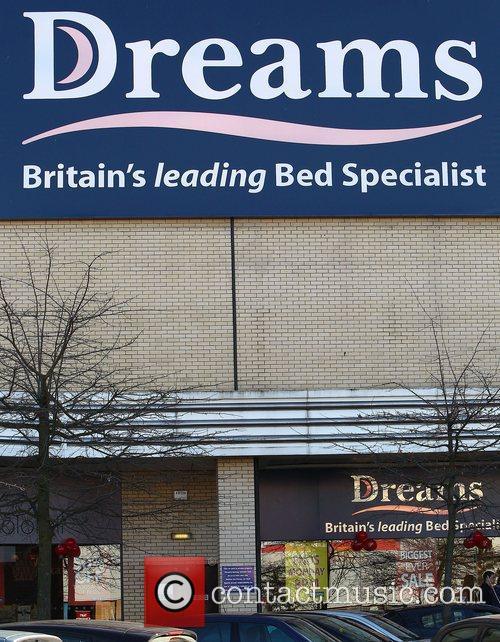 Dreams bed shop