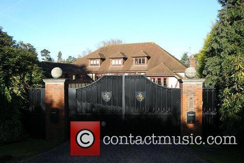 Kerry Katona's new house. The new home is...