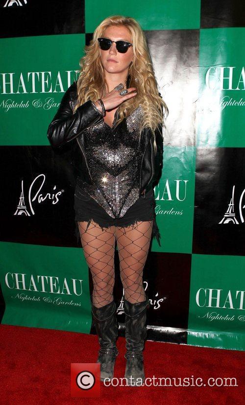 Ke$ha holds her 'Get Sleazy' tour after party...