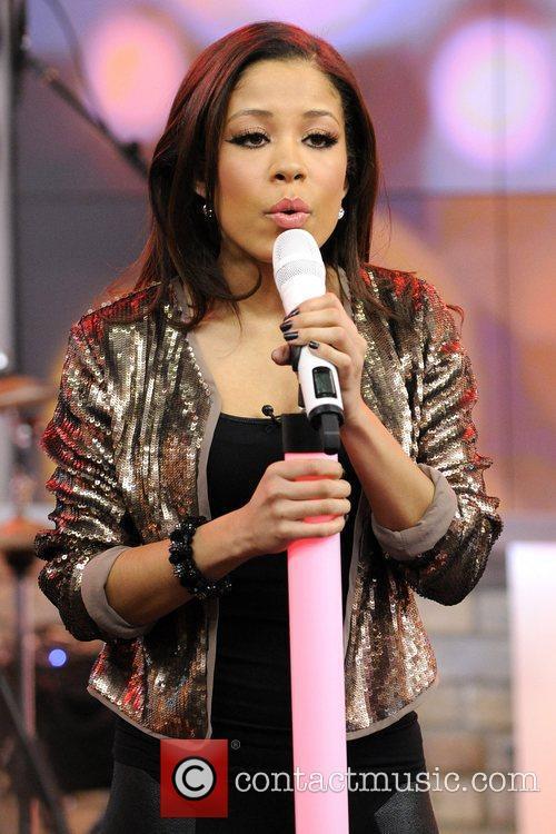 keshia chante performs live on ctvs the 5755671
