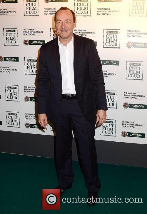 Kevin Spacey, The Cult and Dublin International Film Festival 3