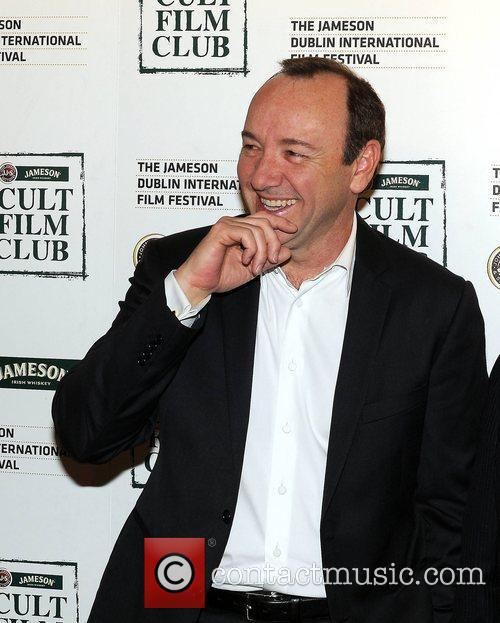 Kevin Spacey, The Cult and Dublin International Film Festival 8