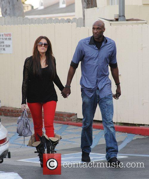 Khloe Kardashian and Lamar Odom 16