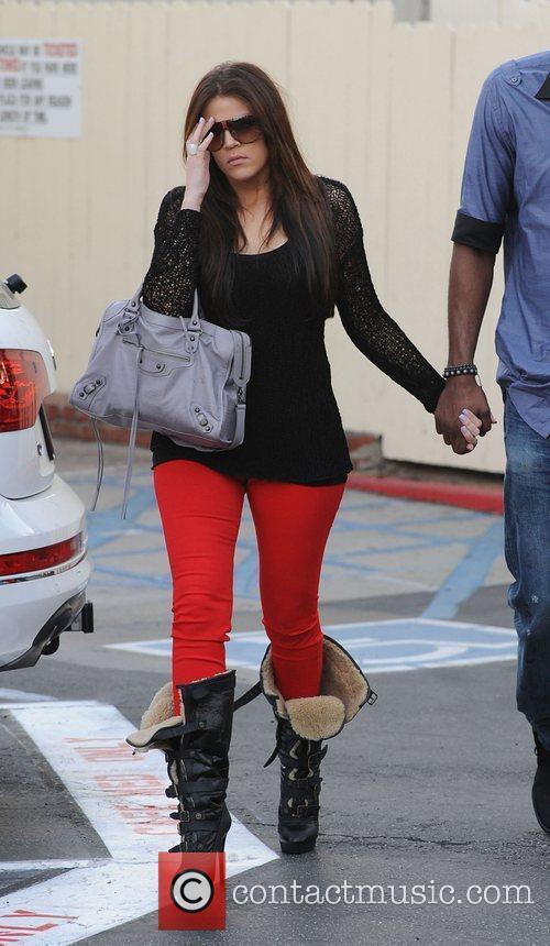 Khloe Kardashian and Lamar Odom 12