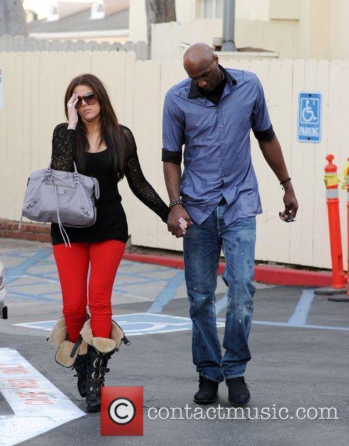 Khloe Kardashian and Lamar Odom 17