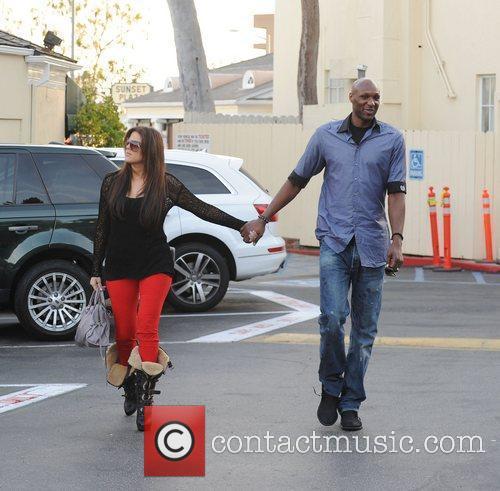 Khloe Kardashian and Lamar Odom 15