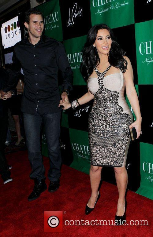 Kris Humphries and Kim Kardashian 7