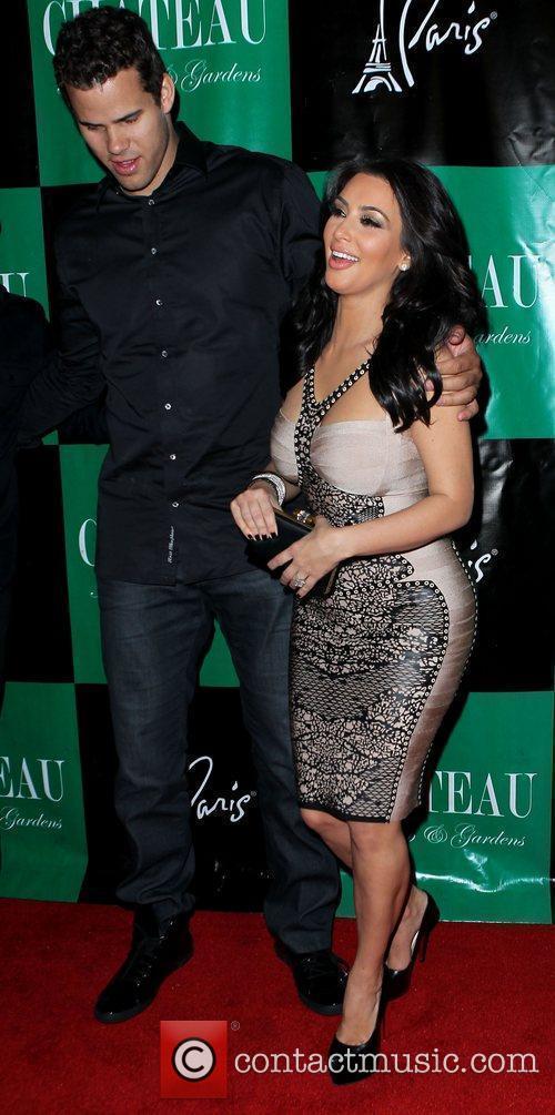 Kris Humphries, Khloe Kardashian, Kim Kardashian and Lamar Odom 4