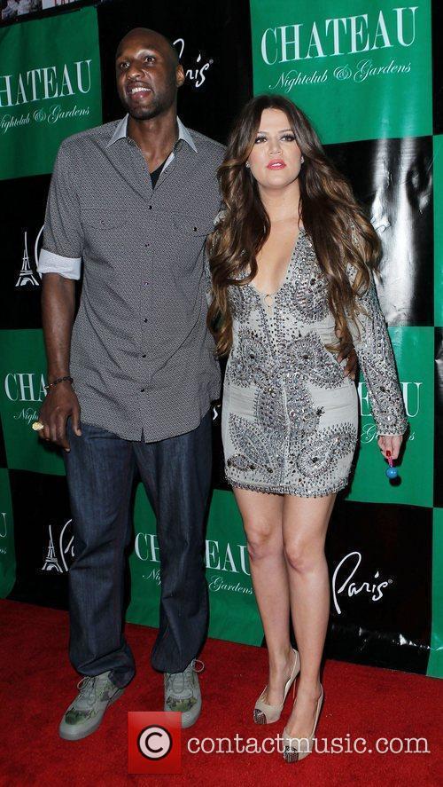 Lamar Odom and Khloe Kardashian Odom Khloe Kardashian...