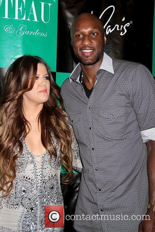 Khloe Kardashian Odom and Lamar Odom  Khloe...