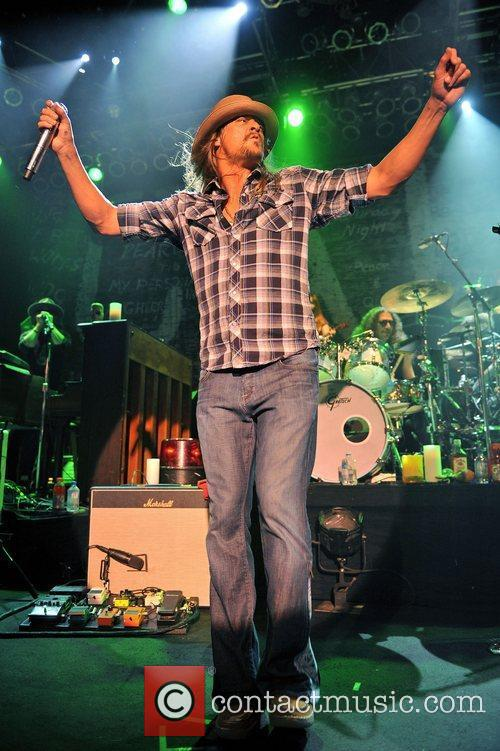 Kid Rock and House Of Blues 7