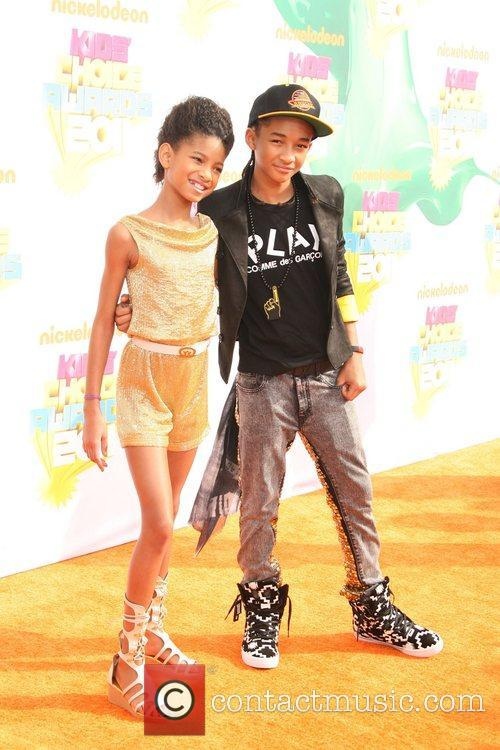 Willow Smith and Jaden Smith 5