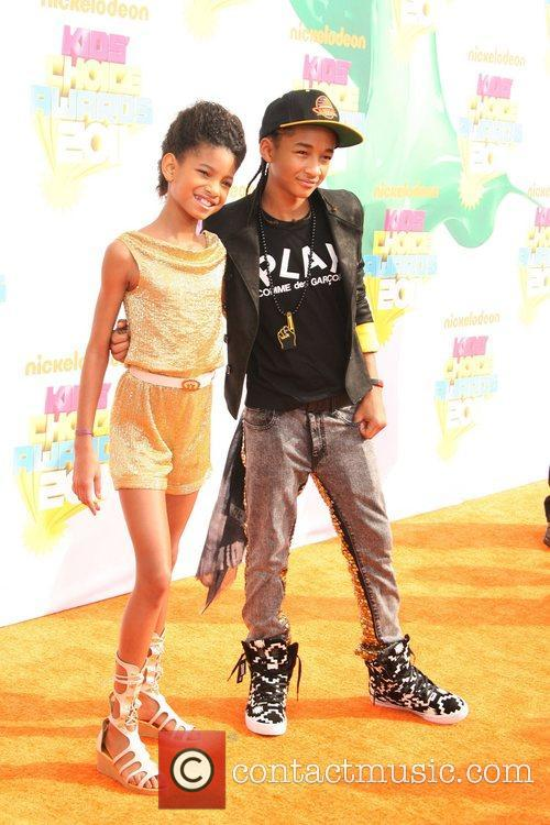 Willow Smith and Jaden Smith 6