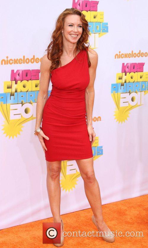 Challen Cates Nickelodeon's 2011 Kids Choice Awards held...