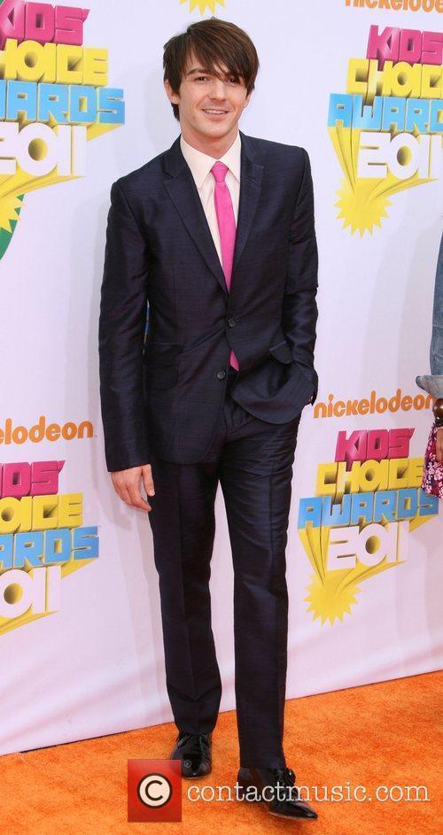 Drake Bell Nickelodeon's 2011 Kids Choice Awards held...