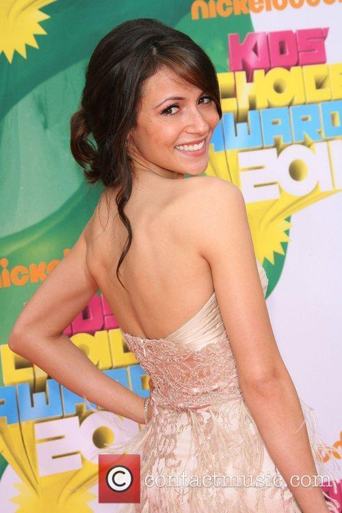 Italia Ricci Nickelodeon's 2011 Kids Choice Awards held...