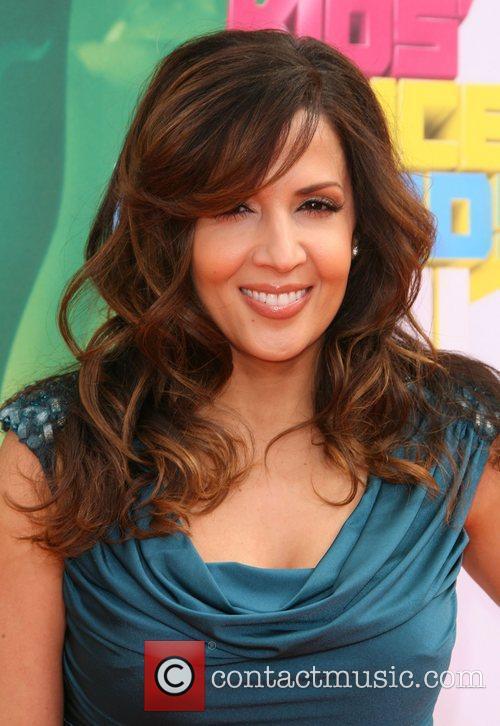 Maria Canals-Barrera Nickelodeon's 2011 Kids Choice Awards held...