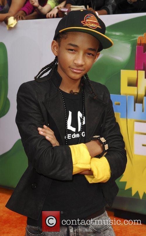Jaden Smith Nickelodeon's 2011 Kids Choice Awards held...